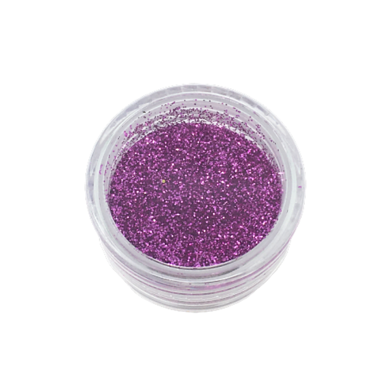 Small Pot of Glitter for Resin Crafts -3g Pink