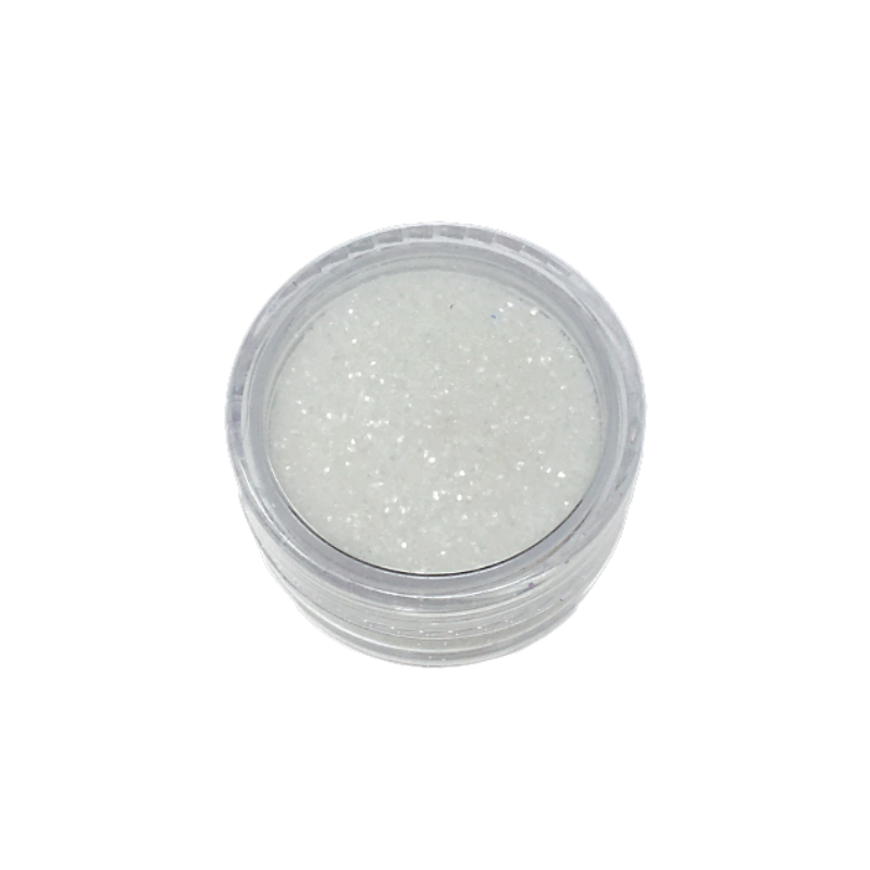 Small Pot of Glitter for Resin Crafts - 3g White