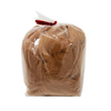 Hamanaka Mix Merino Wool Roving - Amber Brown 50g