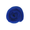 Needle Felting Wool Roving - Midnight Blue M019
