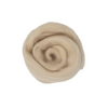 Needle Felting Wool Roving - Sand M033