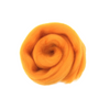 Needle Felting Wool Roving - Tangerine M005