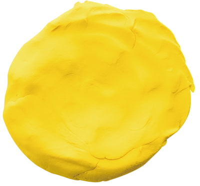 Padico Hearty Lightweight Air Dry Clay - Yellow 50g