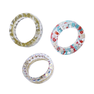 Padico Resin Soft Mold - Rings