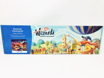 Wizardi Diamond Painting Kit - Grand Canal Venice