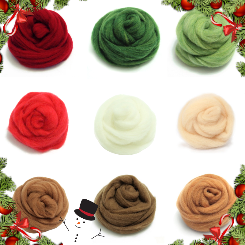 Merry Christmas - Limited Edition Festive Colour Set!