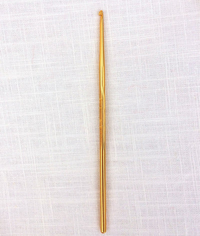 Japanese Hamanaka Crochet Hook - Size 3/0  (US B/1, UK 13, Metric 2.25mm)