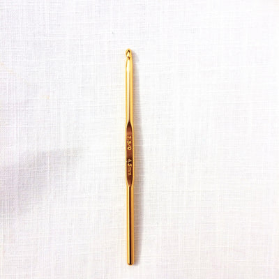Japanese Hamanaka Crochet Hook - Size 7.5/0 (US 7, UK 7, Metric 4.5mm)