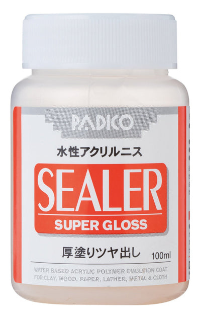 Padico Resin Sealer Super Gloss Varnish