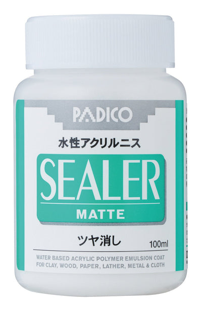 Padico Resin Sealer Matte Varnish