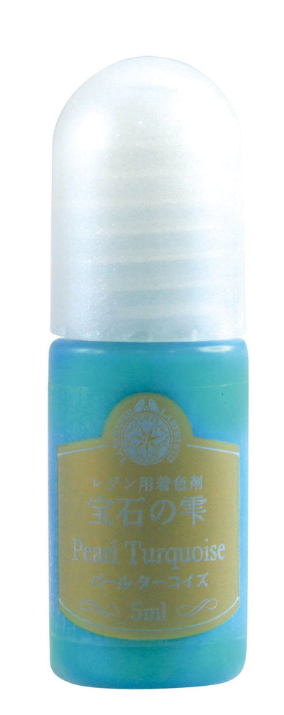 Padico Pearl Series Pigment for UV Resin - Turquoise