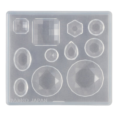 Padico Resin Soft Mold - Diamond Cut