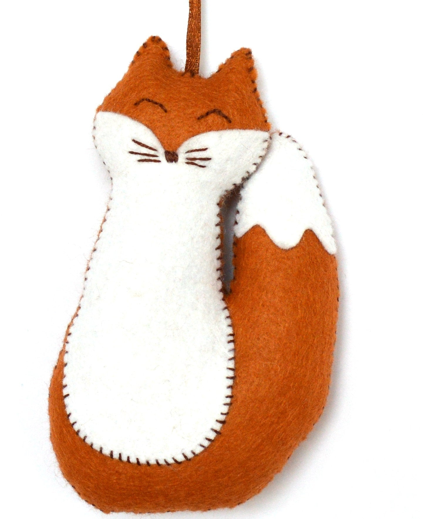 Corinne Lapierre Mini Sewing Kit - Fox