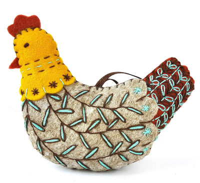 Corinne Lapierre Mini Sewing Kit - French Hen