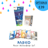 Padico Resin Waterdrop Special Edition Materials Set - Option B
