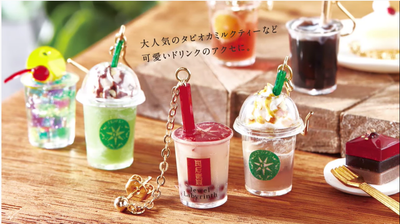 Padico Miniature Acrylic Item - Drinks Cup