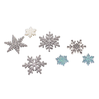 Padico Resin Soft Mold - Snow Crystal