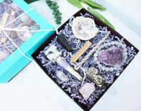 Crystal Gift Sets for Modern Crystal Lovers from Contempo Crystals Shop