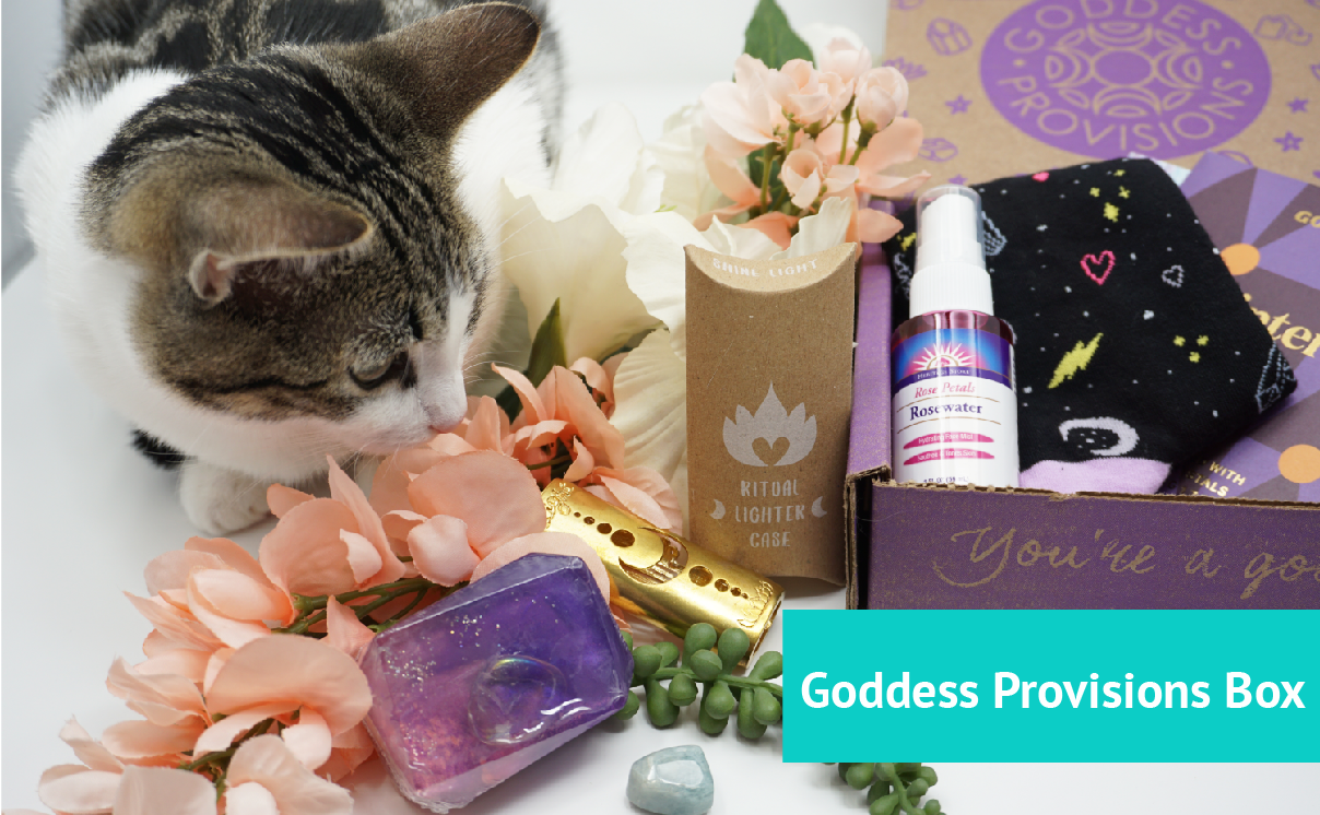 Goddess Provisions Sign Up