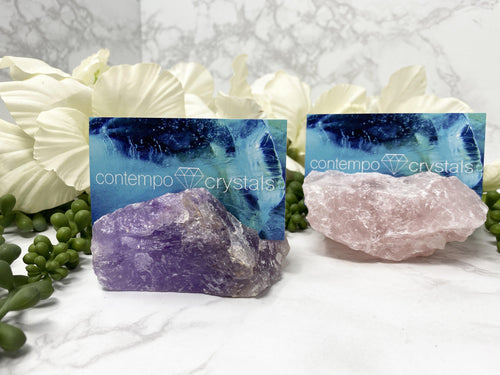 Crystal Business Card Holders from Contempo Crystals