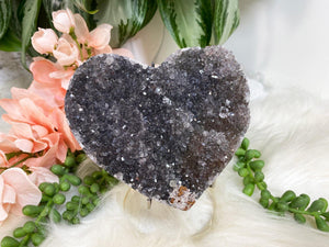 Contempo Crystals - Black Amethyst Heart - Image 6