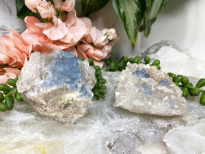 Contempo Crystals - Blue Bingham Fluorite Clusters - Image 7