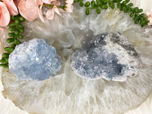 Load image into Gallery: Contempo Crystals - Blue Celestite Clusters - Image 4