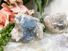 Load image into Gallery: Contempo Crystals - Blue Bingham Fluorite Clusters - Image 1