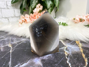 Contempo Crystals - White Agate Point - Image 6
