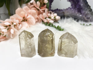Contempo Crystals - Natural Citrine Points - Image 1