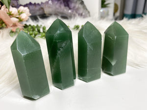 Contempo Crystals - Green Aventurine Crystal Towers - Image 1