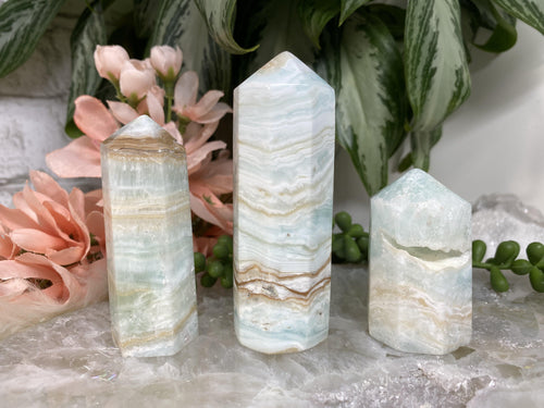 Caribbean Calcite Points