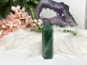 Contempo Crystals - Green Aventurine and Quartz Crystal Towers - Image 4
