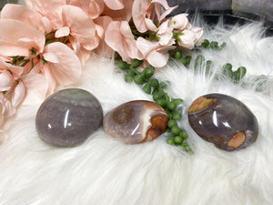 Contempo Crystals - Purple Polychrome Jasper Pebbles - Image 8