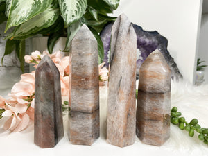 Contempo Crystals - Red Healer Quartz Points - Image 8