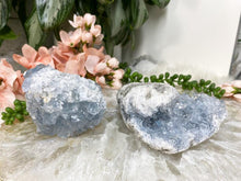 Load image into Gallery: Contempo Crystals - Blue Celestite Clusters - Image 7