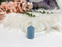 Load image into Gallery: Contempo Crystals - Blue Aquamarine Mini Points - Image 5