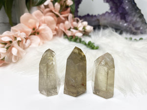 Contempo Crystals - Natural Citrine Points - Image 8