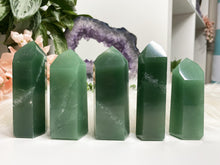 Load image into Gallery: Contempo Crystals - Large Green Aventurine Crystal Points from Brazil - Image 1