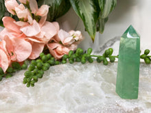 Load image into Gallery: Contempo Crystals - Mint Green Fluorite Points - Image 9