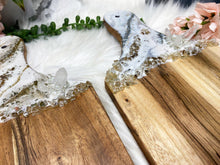 Load image into Gallery: Contempo Crystals - Geode Crystal Cheese Board - Image 5