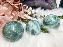 Load image into Gallery: Contempo Crystals - Saussurite Spheres - Image 1
