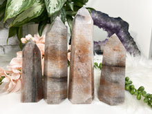 Load image into Gallery: Contempo Crystals - Red Healer Quartz Points - Image 1