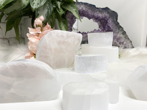 Contempo Crystals - Selenite TV Stone - Image 3
