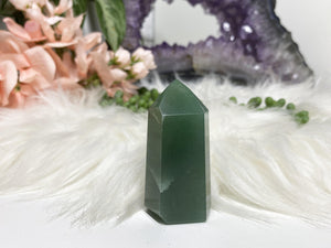 Contempo Crystals - Small-Medium Green Aventurine Points - Image 6