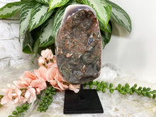 Load image into Gallery: Contempo Crystals - Pink Rainbow Amethyst Display - Image 7
