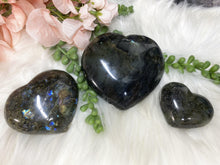 Load image into Gallery: Contempo Crystals - Labradorite Hearts - Image 6