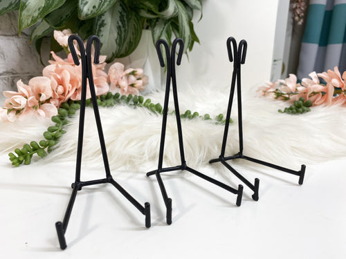 Easel Metal Display Stands