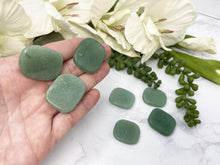 Load image into Gallery: Contempo Crystals - Green Aventurine Worry Stones - Image 1