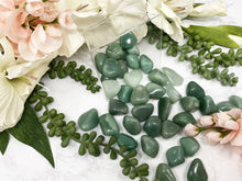 Load image into Gallery: Contempo Crystals - Small Green Aventurine Crystal Tumbled Stones from Contempo Crystals Shop. - Image 5